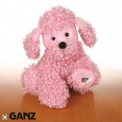 Plyšová hračka Růžový pudlík