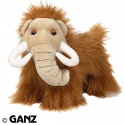 Plyšová hračka Chlupatý mamut